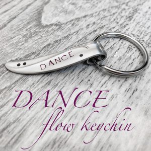 Dance Flow Keychain