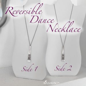 Reversible Dance Necklace